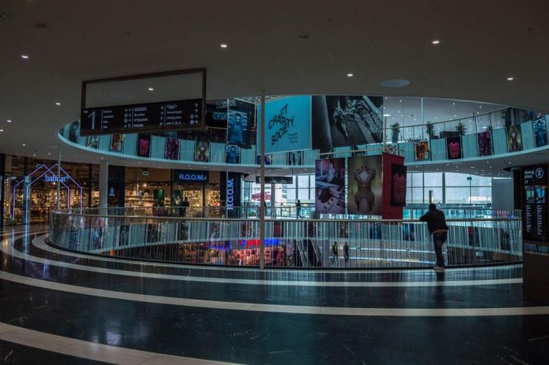 room mall of scandinavia stockholm