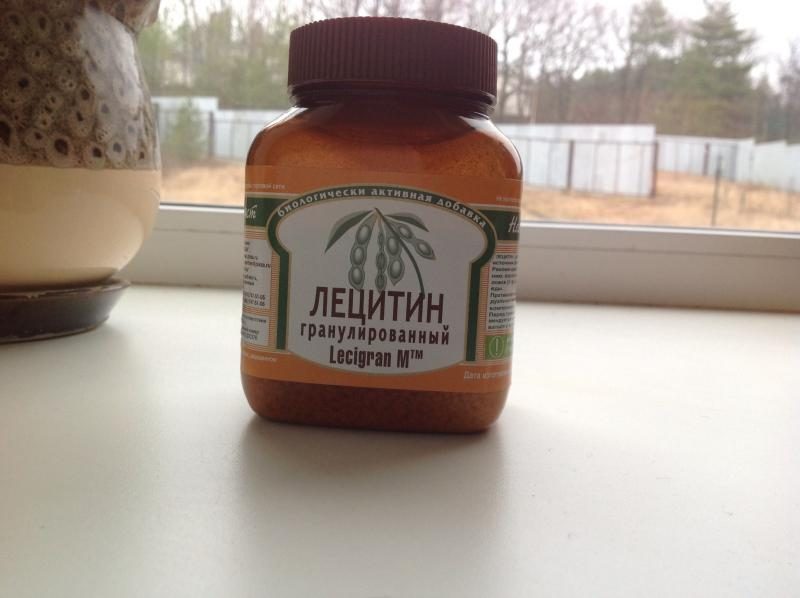 Лецитин для кожи и волос