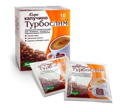 рецепт чая и кофе турбослим