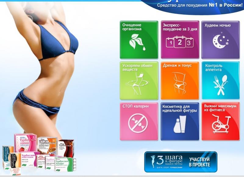 Реклама средств для похудения видео