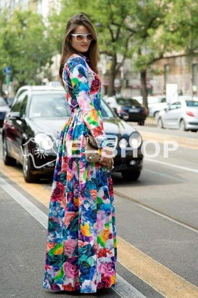 Алиэкспресс платья макси