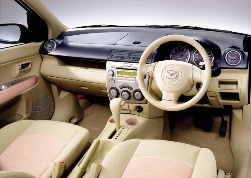 Mazda Ремонт автомобилей