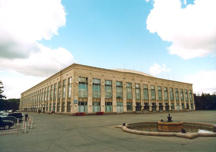 Дворец Спорта Лужники, Москва