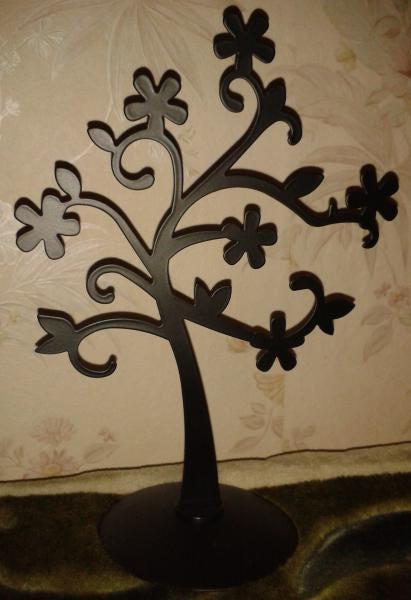 Подставка для ниток дерево