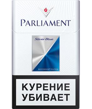 сигареты парламент сильвер блю купить