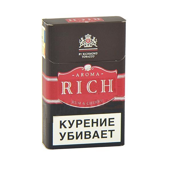 Сигареты арома рич купить новосибирск где купить оптом сигареты в саратове