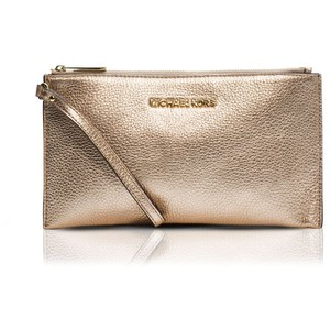 c69e8de04b2c Клатч Женский Michael Kors BEDFORD Pale gold LG ZIP CLUTCH - отзыв
