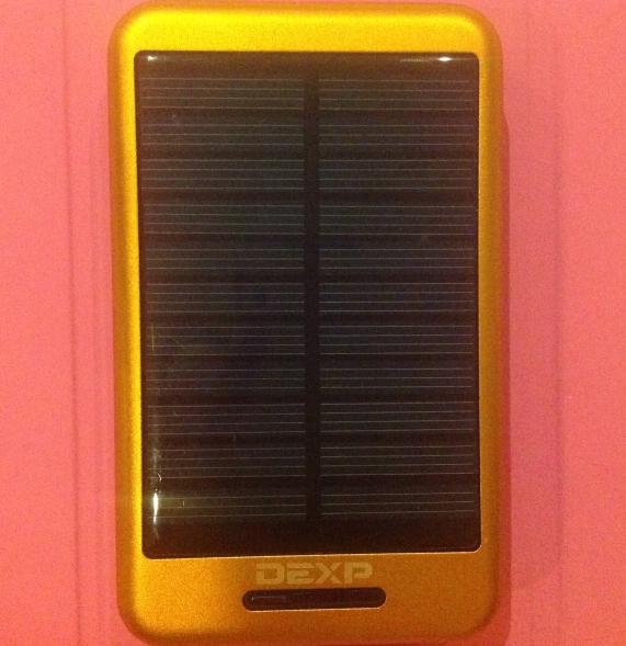 портативный аккумулятор dexp solar 10 инструкция