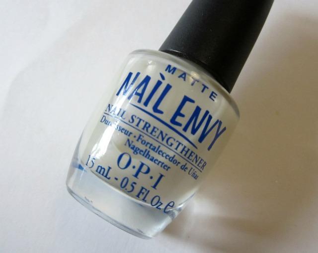 Основа под лак OPI Nail envy matte | Отзывы покупателей
