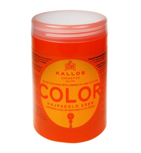 Маска для волос kallos