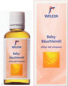 Косметика weleda для новорожденных