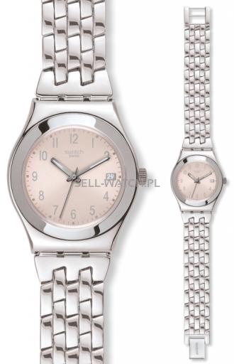 Женские часы swatch на браслете