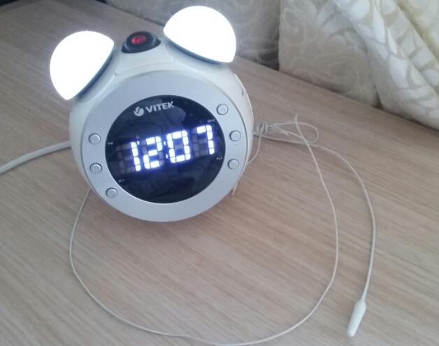 сценарий: часы витек 3525 будильник аренду Саратовская область