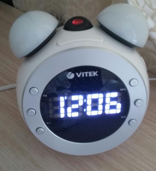 открытия закрытия часы витек 3525 будильник работа магазинах
