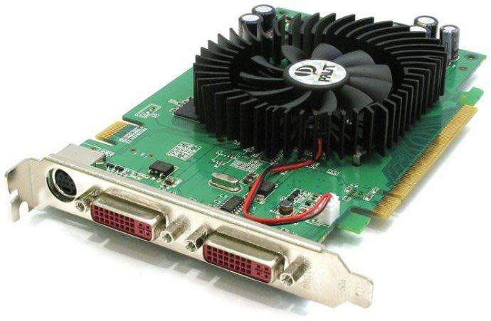 Videokarta Geforce 8600gt Otzyvy Pokupatelej