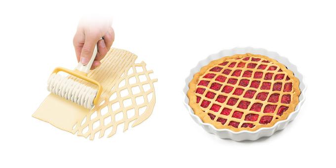 Как сделать сеточка для пирога