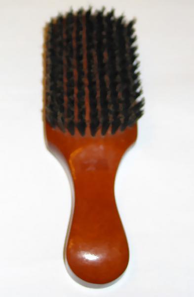 Расческа из натуральной щетины для волос