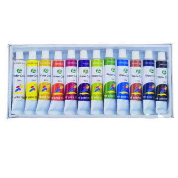 Как выглядят акриловые краски для ногтей 95