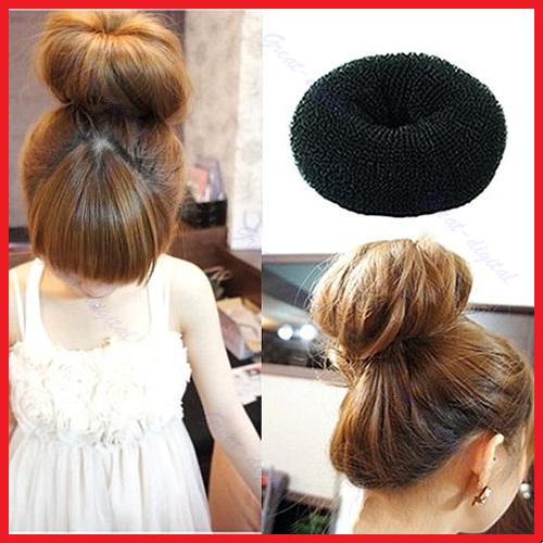 Как пользоваться для волос резинкой для пучка