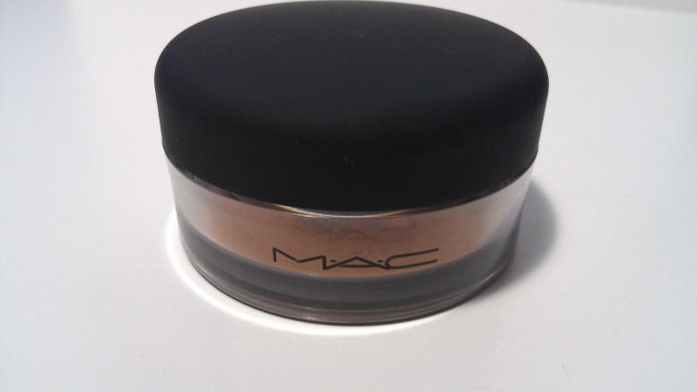 Минеральная косметика от mac