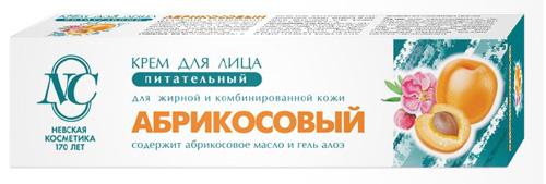 Абрикосовый крем невская косметика отзывы