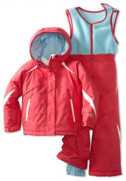 Детские костюмы коламбия зима купить