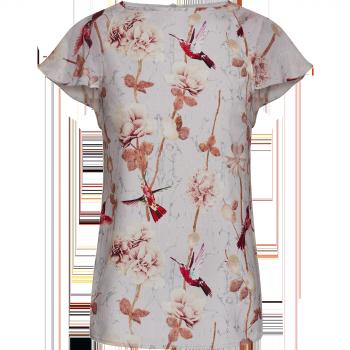 Купить Блузку С Крылышками