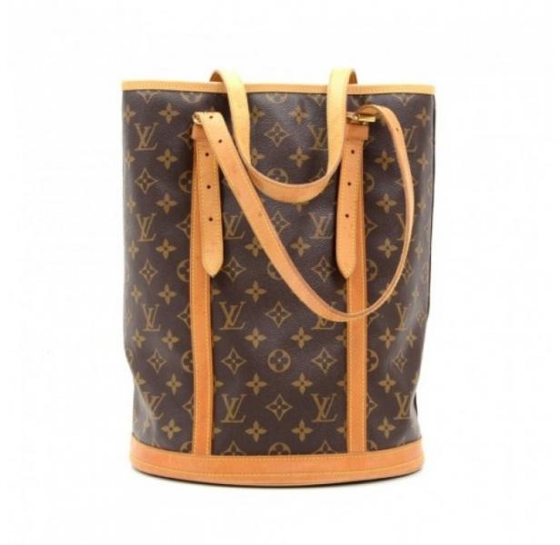 Сумка Louis Vuitton Monogram Large Bucket GM Tote Bag - «Моя ... f9753332b41