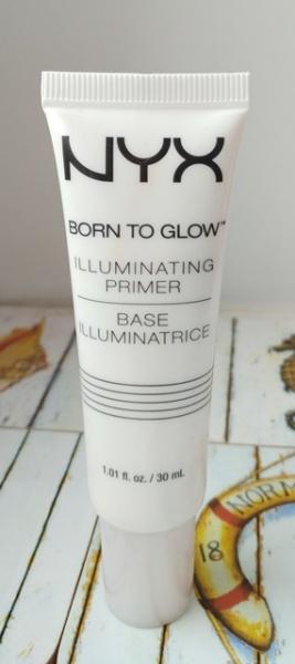 Средство для макияжа с эффектом сияния nyx born to glow