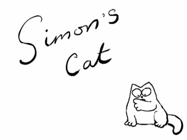 Youtube кот саймона