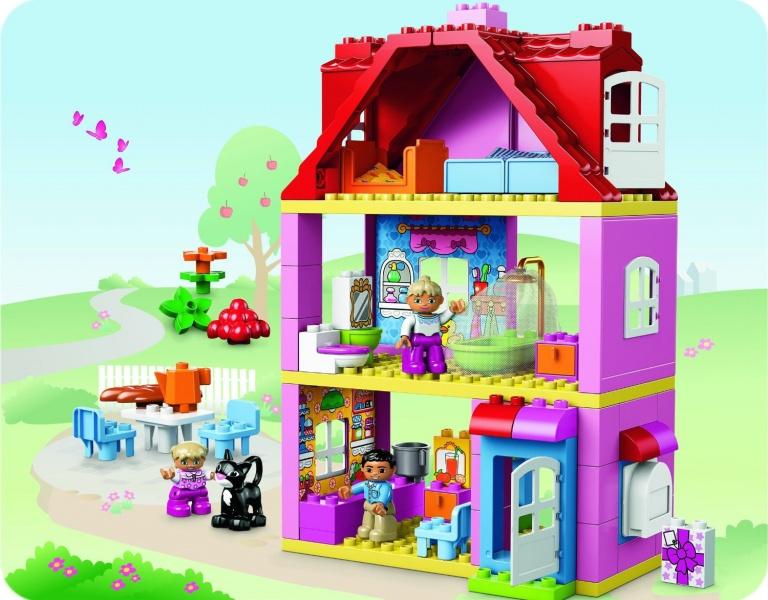 Кукольный домик - отзывы