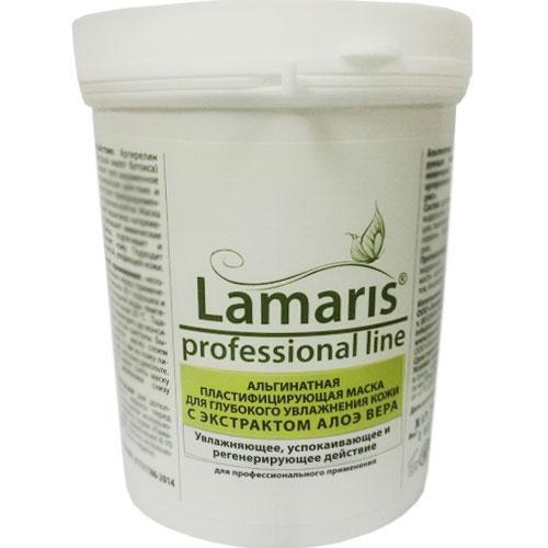 Альгинатная маска Lamaris пластифицирующая для глубокого ...