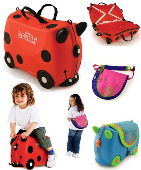 """Чемодан TRUNKI Детский чемоданчик TRUNKI - """"Детский чемодан Trunki - чемодан для маленьких путешественников + паспорт ребенка +"""
