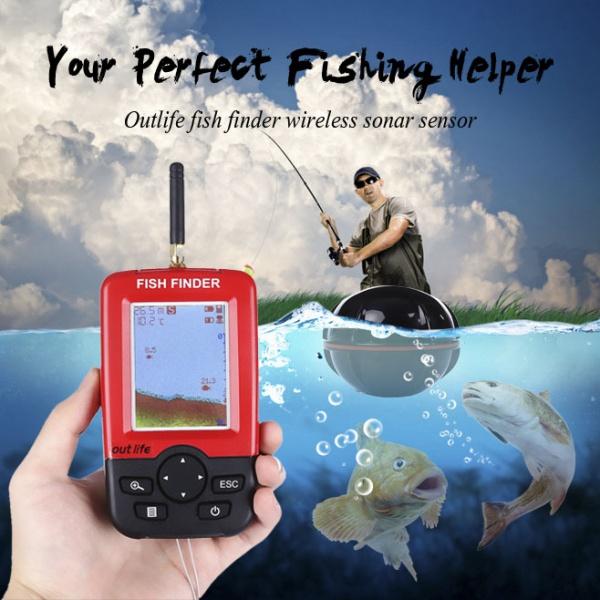 Эхолот portable fish finder xf 01 инструкция на русском