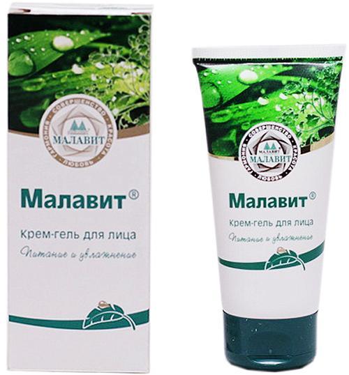 Крем-гель малавит питание и увлажнение для лица | отзывы покупателей.