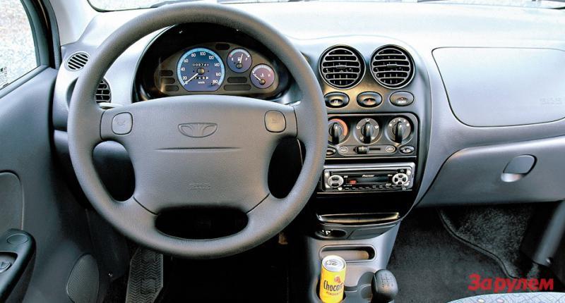 daewoo matiz 2006 год выпуска отзывы покупателей: