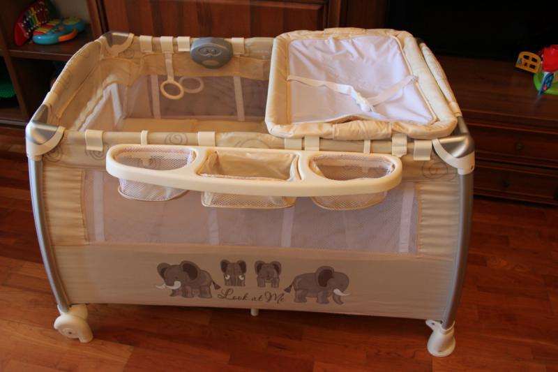 Кровать-манеж Babies