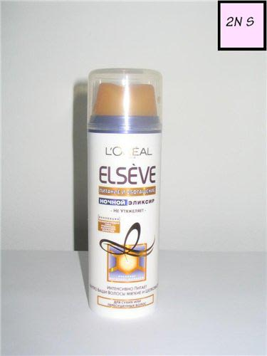 Эльсев лореаль спрей для волос