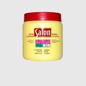 Маска с плацентой для волос