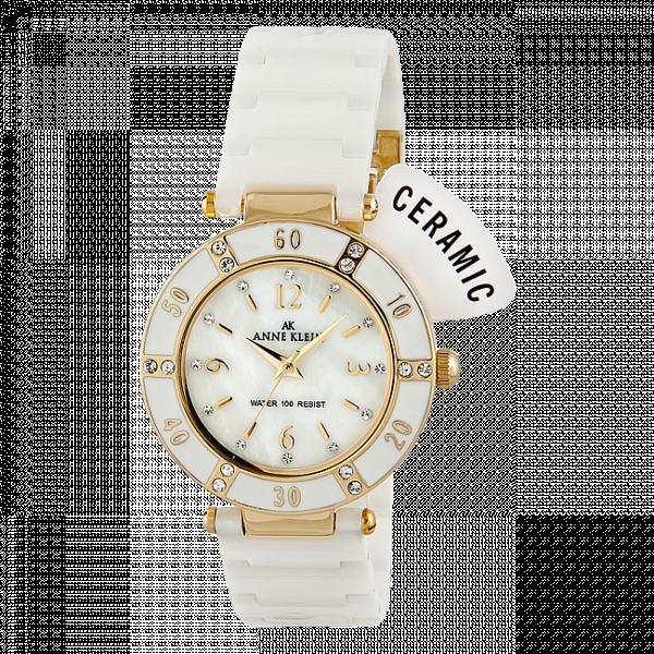 Керамические браслеты для часов anne klein