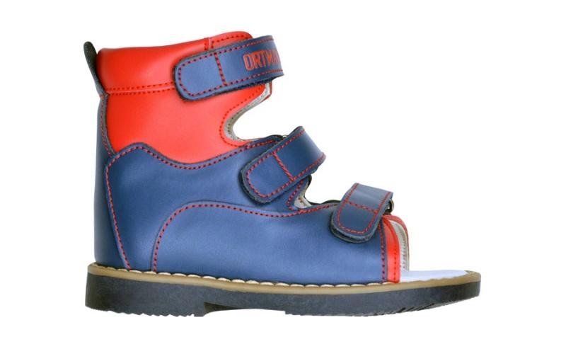 5cd043407 Ортопедическая обувь для детей Ortmann kids Eger 7.29.2 и Etna 7.35.2 -  отзывы
