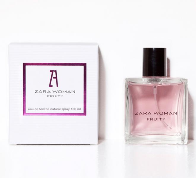 Zara Woman Fruity отзывы покупателей